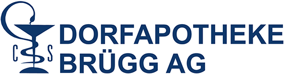 Logo Dorfapotheke Brügg