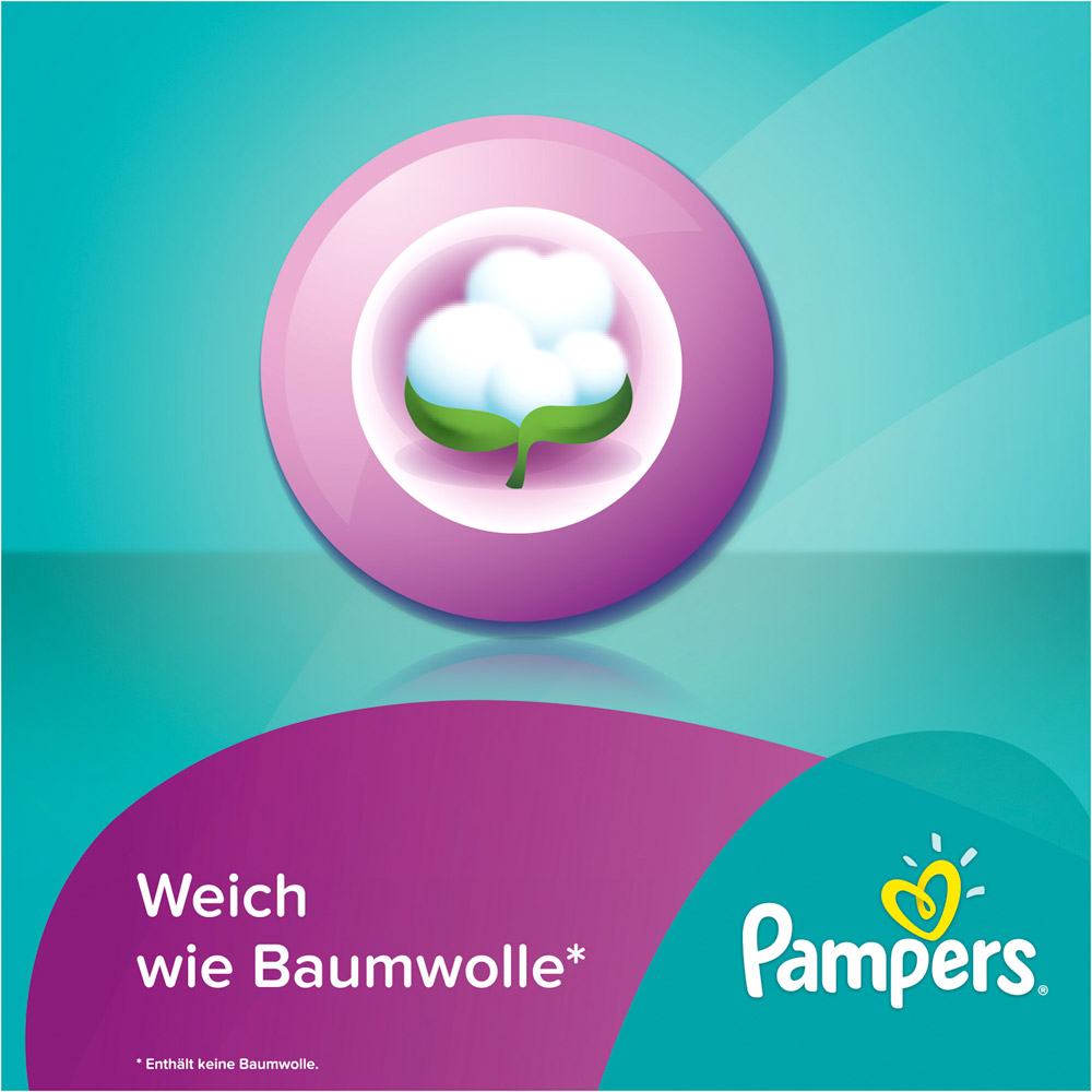 Pampers Active Fit Vorteile