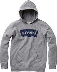 Levis Kapuzensweater BATSWEAT