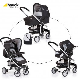 hauck kinderwagenset malibu all in one kinderwagen set. Black Bedroom Furniture Sets. Home Design Ideas