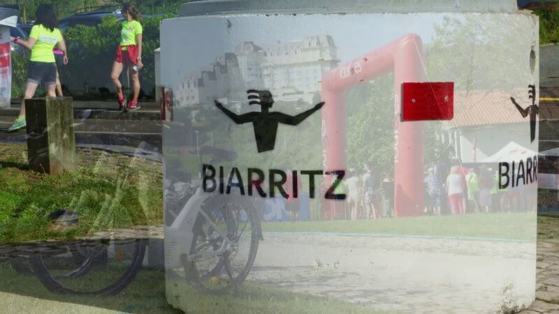 Urban trail 2018 BIARRITZ