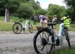 Festival des Bords de Vire, de Tessy à Condé : on a découvert les œuvres à vélo à hydrogène