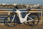 Le vélo à hydrogène débarque en ville - Lumières de la ville