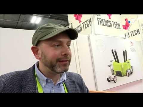 Salon des nouvelles technologies de Las Vegas : des innovations pour se déplacer sans polluer