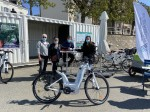 Transdev Vichy expérimente la location de vélos à hydrogène - Transdev, the mobility company