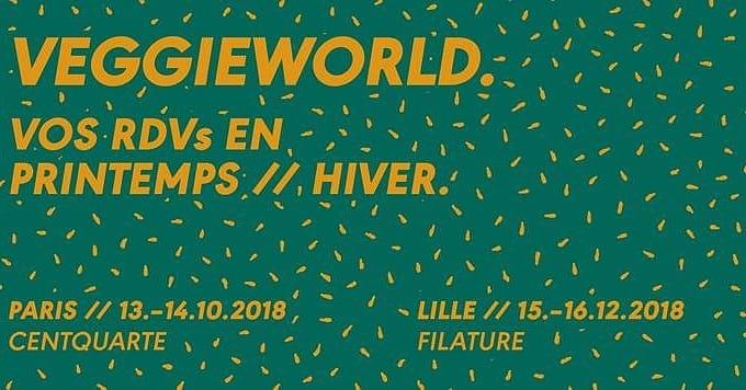 Veggie World automne Paris 2018