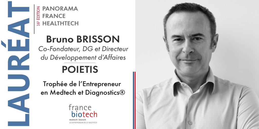 Bruno Brisson France Biotech