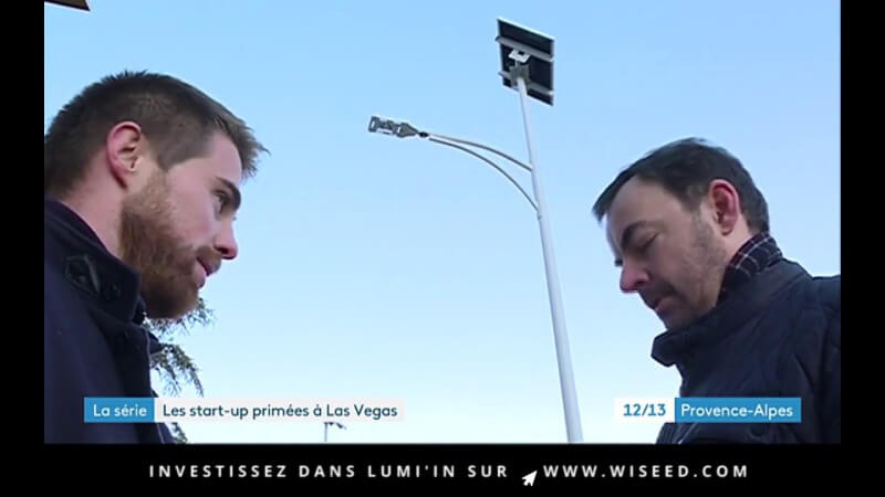 LUMI'IN - Reportage FRANCE 3 13.02.2019