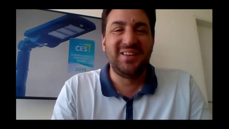 WiSEED Live ! LUMI'IN répond en direct