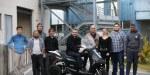 Il a été conçu à Grasse et fabriqué en France, le nouveau scooter électrique d'Eccity sera disponible dès juin