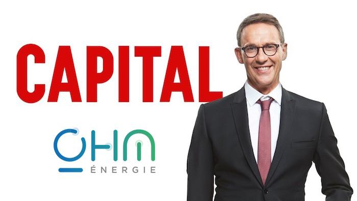 Découvrez le reportage de Capital sur Ohm-energie