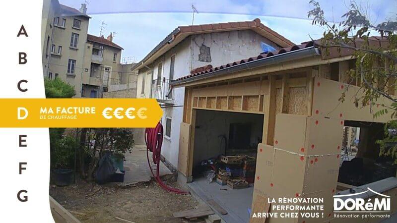 Rénovation performante Dorémi : l'occasion d'agrandir sa maison !