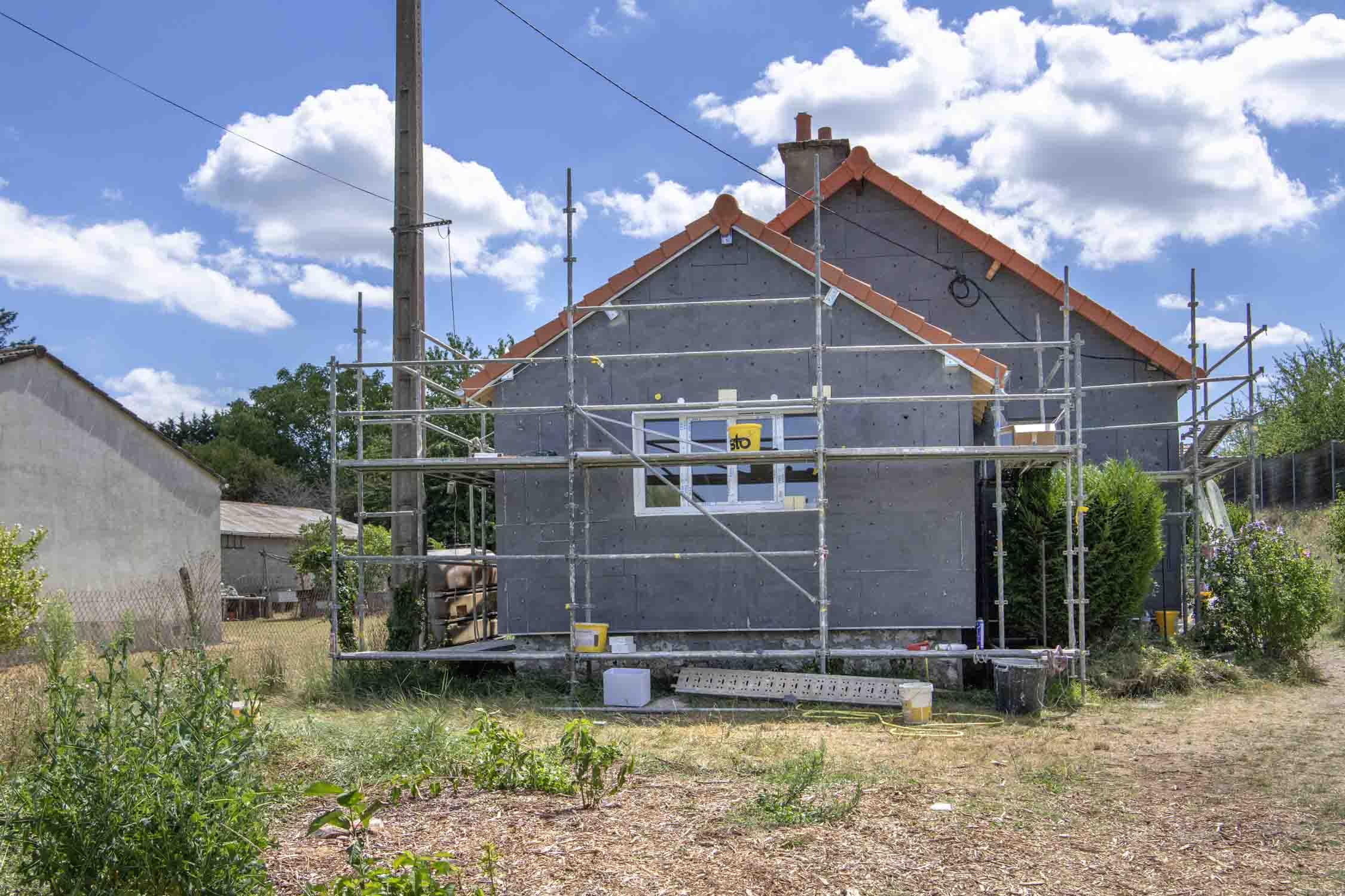 BREAKING NEWS : un rapport d'expertise fait date sur la rénovation performante par étapes