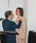 Pascale Bouillé, présidente de Flash Therapeutics, décorée de l'insigne de chevalier de la légion d'honneur - Flash Therapeutics