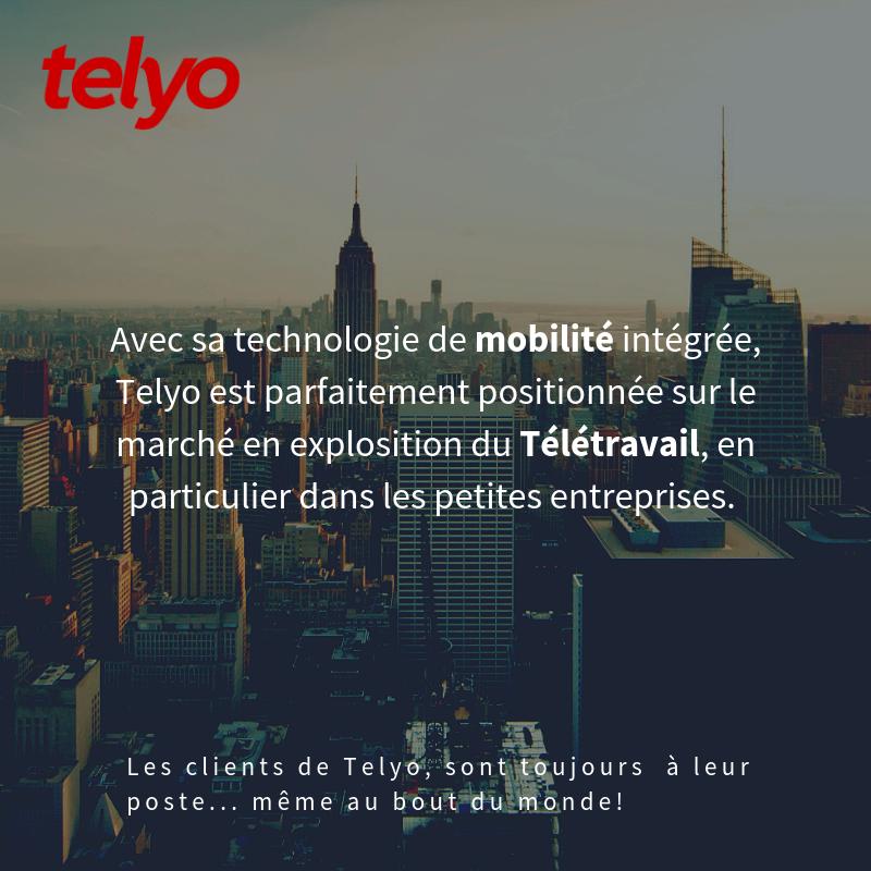 Mobilité et Télétravail