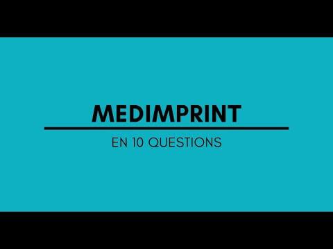 Medimprint en 10 questions (Live Wiseed 2020-04-16)