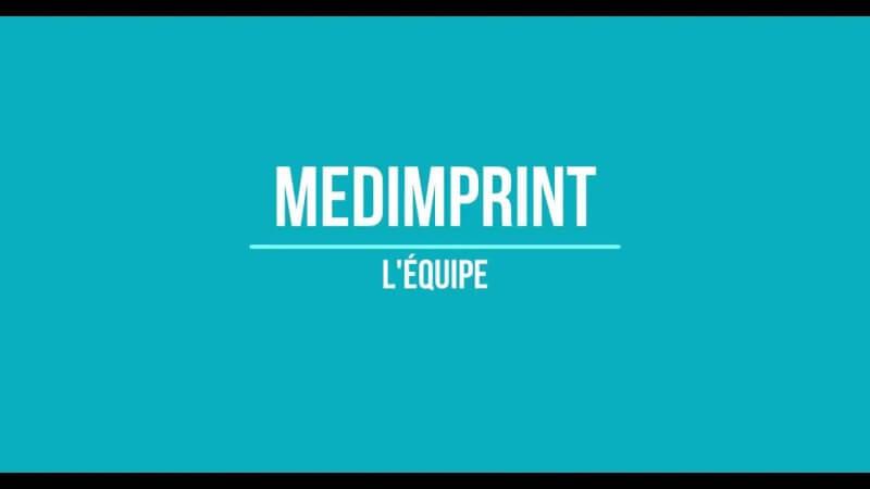 Medimprint - Rencontrez notre équipe (replay Live Wiseed 16 avril 2020)