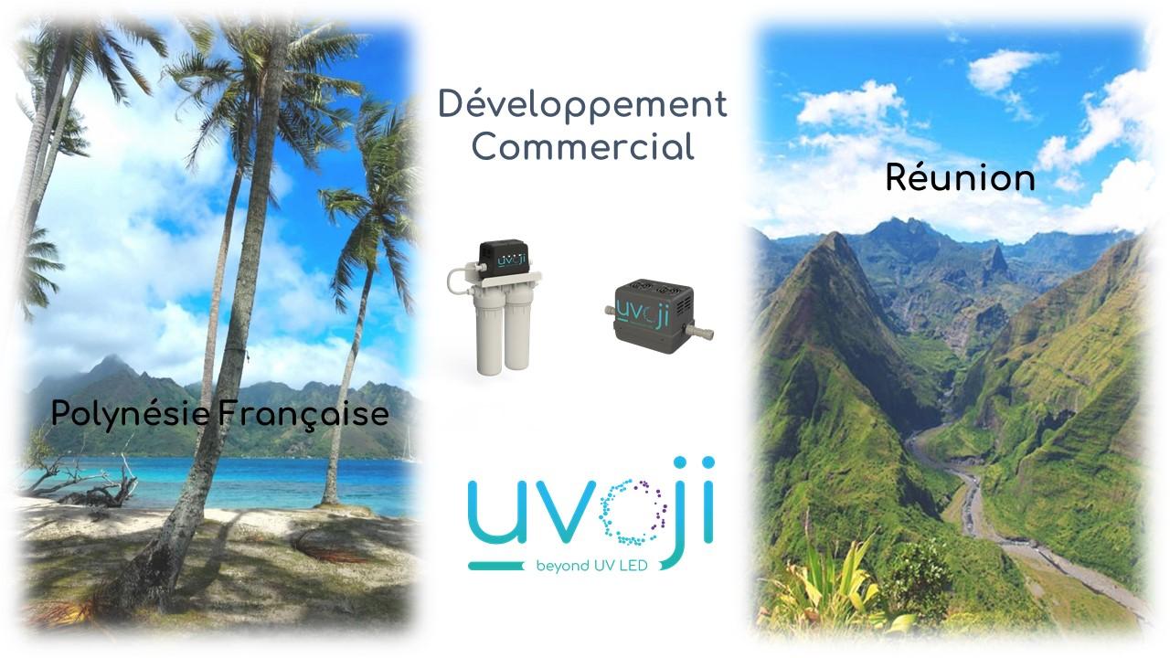 Développement commercial DOM/TOM
