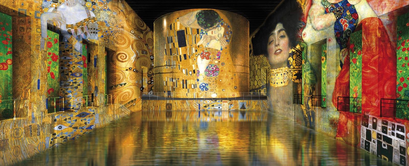 Gustav Klimt, à partir du 17/04