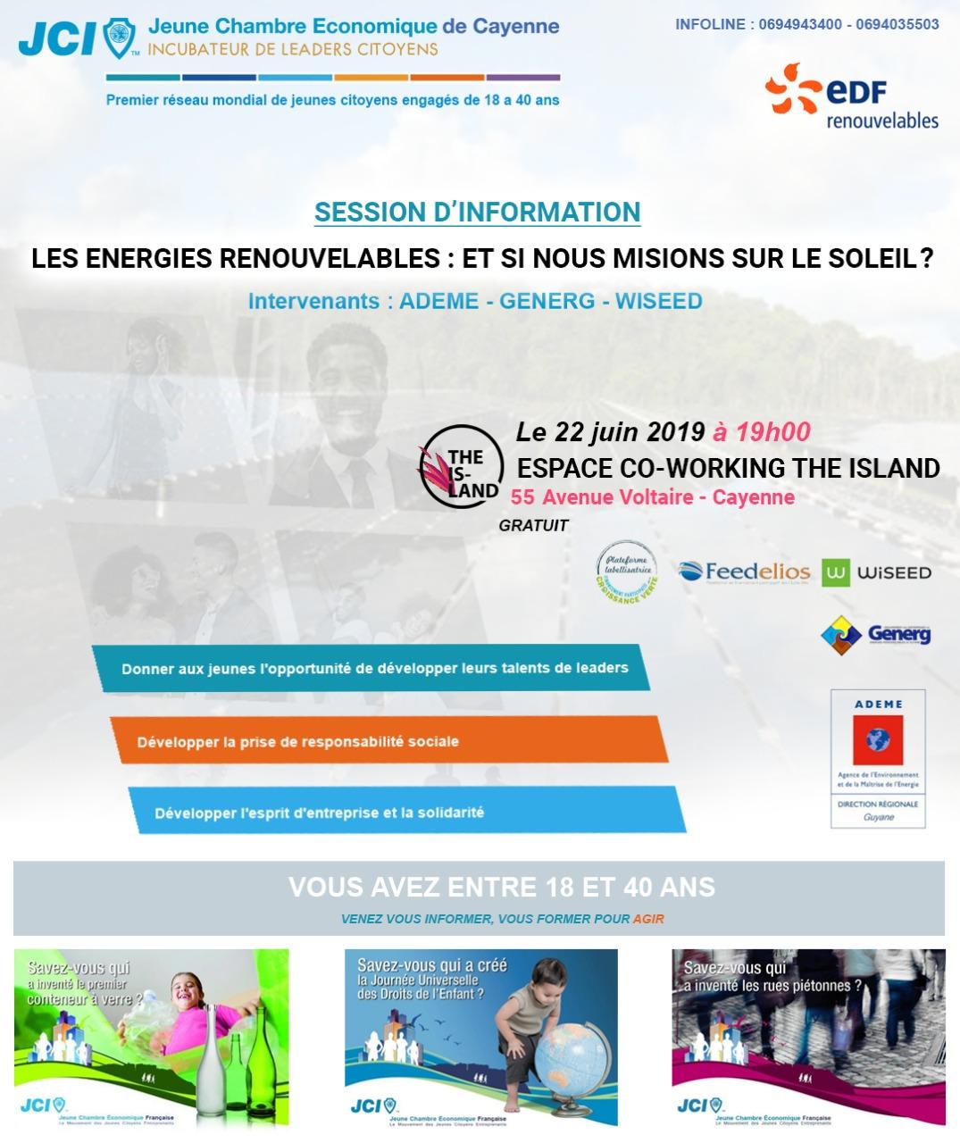 Présentation Réunion Information