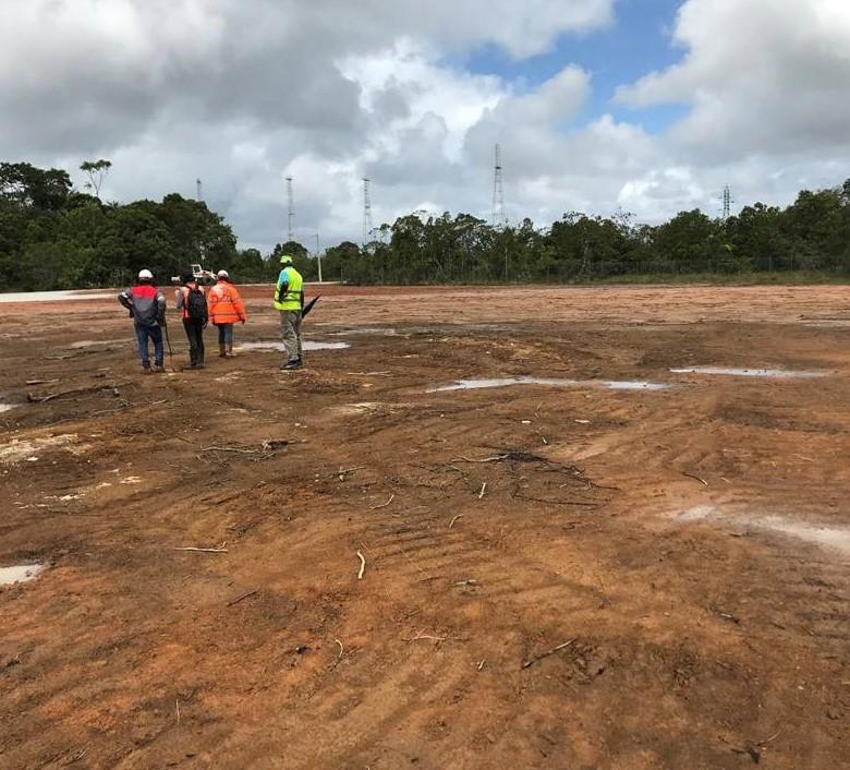 préparation du site