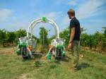 Ted, le robot du Tarn qui remplace les produits chimiques pour désherber les vignes