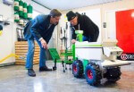 Le premier robot cultivateur au Québec | La Terre de Chez Nous