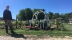Dordogne : le robot de désherbage 100% écolo débarque à Monbazillac