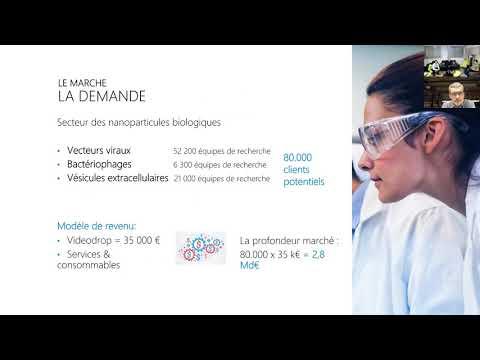 MYRIADE en replay : présentation de l'innovation 🔬 et échanges en direct