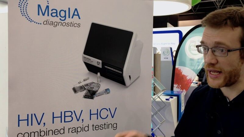 #Medica19 - MagIA Diagnostics