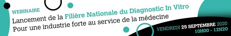 Filière Nationale du Diagnostic In Vitro