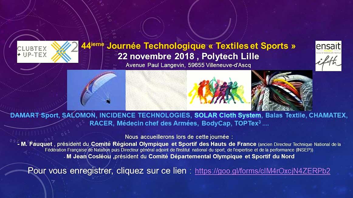 Textiles & Sports