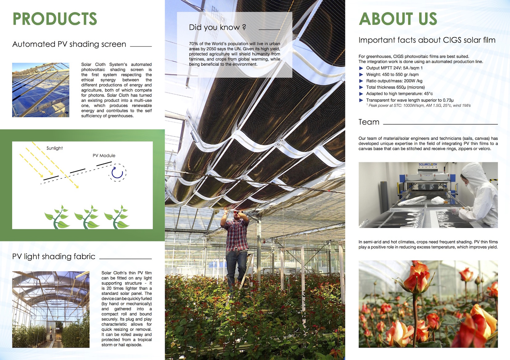 Brochure Agricole 1