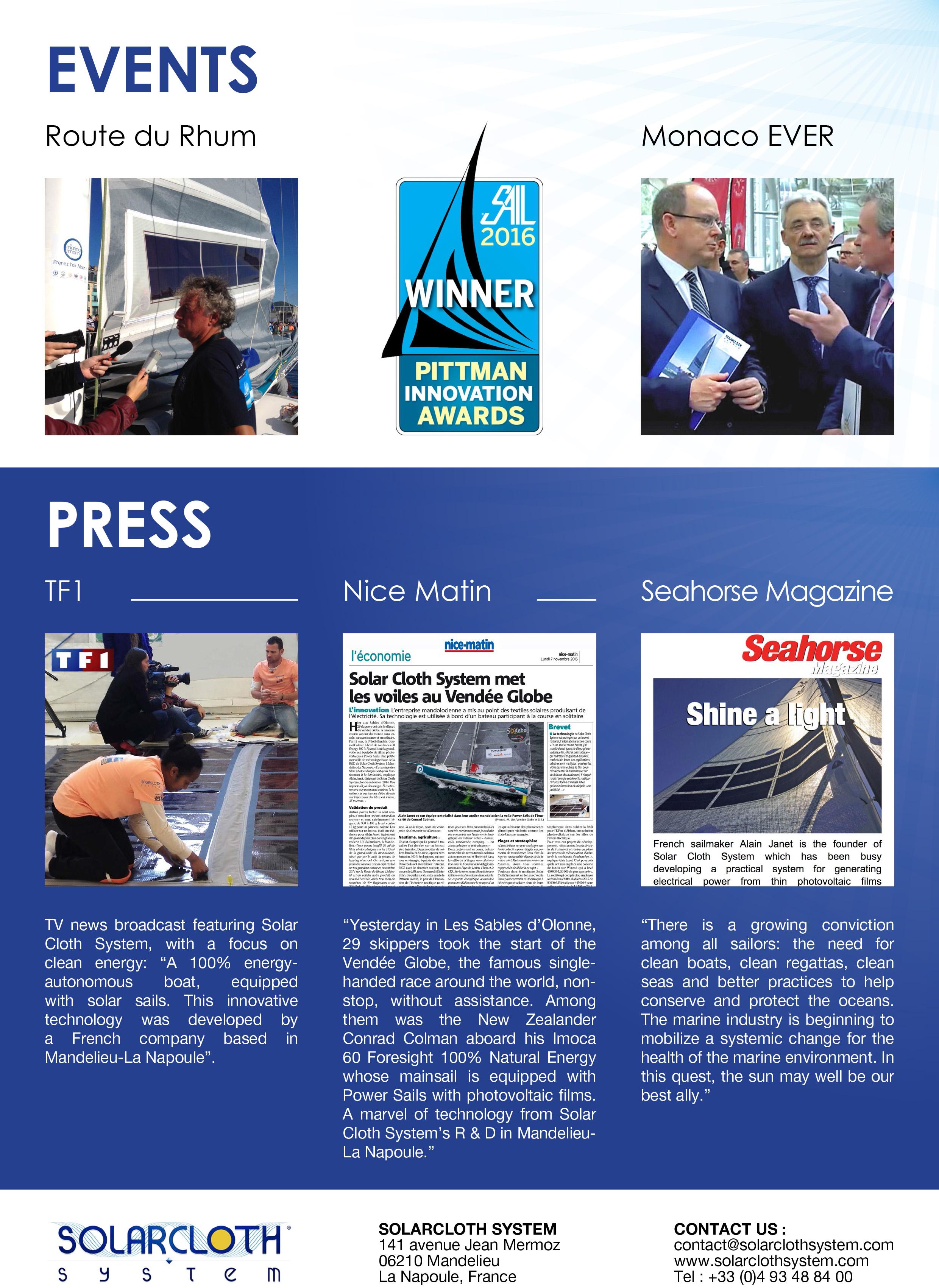 Brochure Nautique 2
