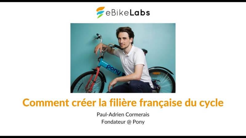 Comment créer la filière française du cycle