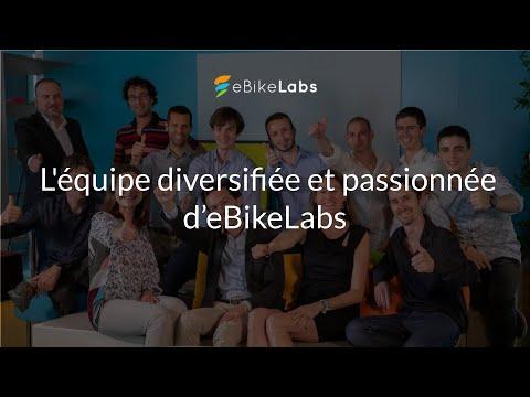 L'équipe diversifiée et passionnée d'eBikeLabs
