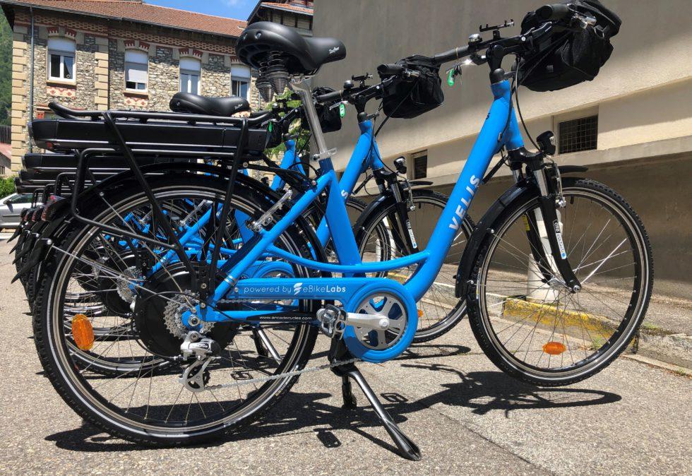 eBikeLabs fournit des vélos électriques intelligents pour les organismes de santé.