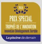 Trophée de l'innovation développement durable 2018 - heliopacsystem+® !