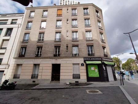 BOULEVARD DAVOUT sur WiSEED