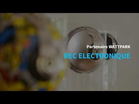 Partenaire WATTPARK - REC ELECTRONIQ8UE