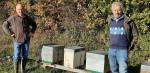 «La présence de ruches sur la ferme change l'approche du système»