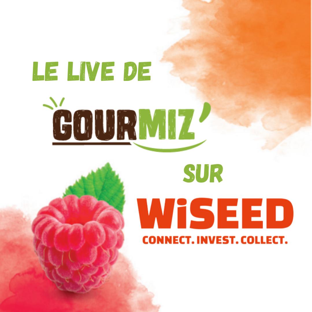 Gourmiz' en live !