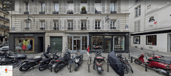 RUE JACOB  sur WiSEED