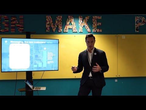 Atelier Social Data & Messaging - CDO Alliance 2018 - Charles Doxuan