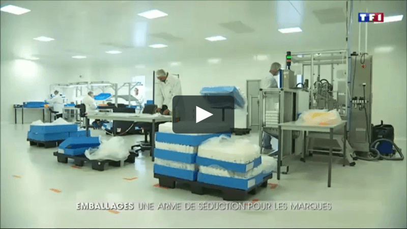 1 - TUBAIRLESS® - PUMPART SYSTEM au JT 20h de TF1 - Accès direct