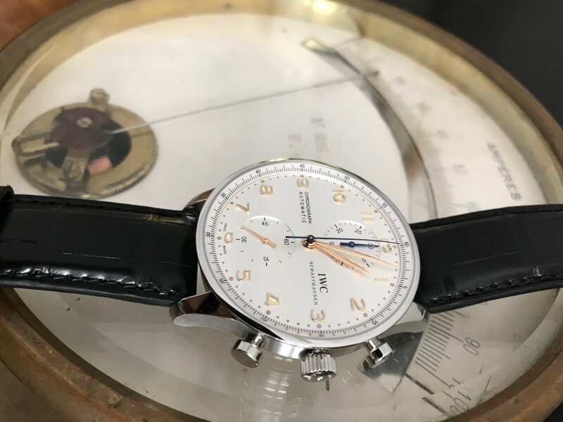 IWC - Chronograph Automatic