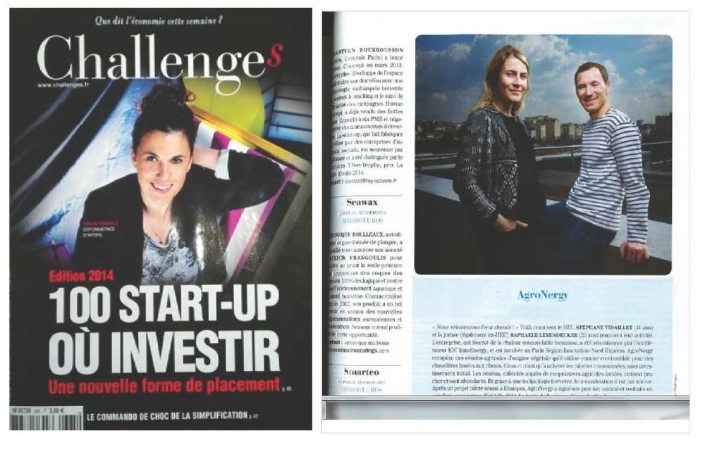 Magazine Challenge 05/14