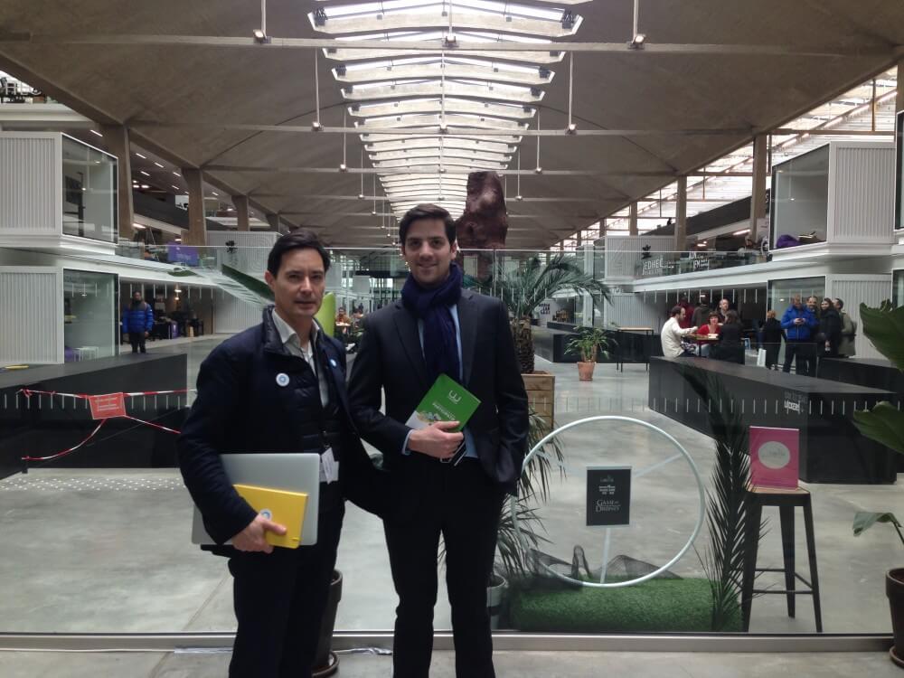 Charles-Emmanuel Doxuan (Alcméon) & Yannig Roth (WiSEED)