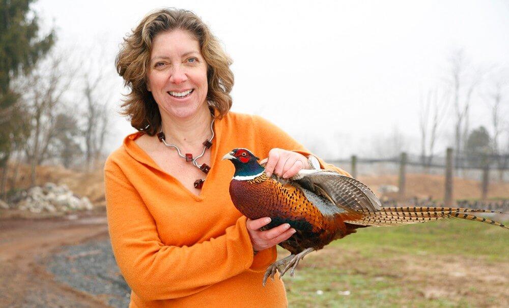 Ariane Daguin, patronne du foie gras au Etats-Unis.