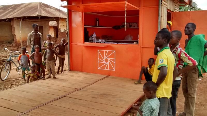 L'Agence Energie au coeur du village